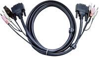KVM kábel DVI DUAL LINK 1,8 m, 2L7D2UD (2L-7D02UD) ATEN