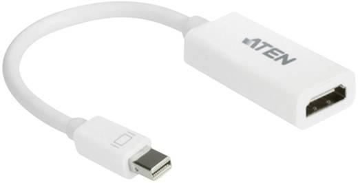 Mini DisplayPort - HDMI átalakító adapter, 1x mini DisplayPort dugó - 1x HDMI aljzat, fehér, ATEN