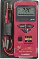 Digitális feszültségmérő multiméter, zseb multiméter automata méréshatárváltással 600V/1000V Beha Amprobe DM78C Beha Amprobe