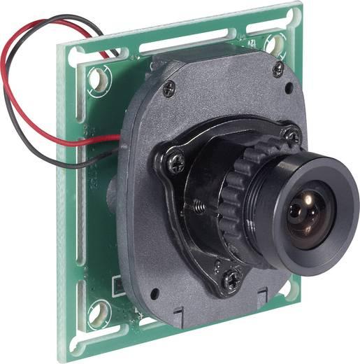 """Conrad Panelkamera 3,6 mm-es (1/3"""") CMOS színes kamera Felbontás 414 720 pixel Optikai felbontás 720 x 576 pixel"""