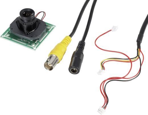Tru Components Panelkamera 3,6 mm-es (1/3&quot ) CMOS színes kamera Felbontás 414 720 pixel Optikai felbontás 720 x 576