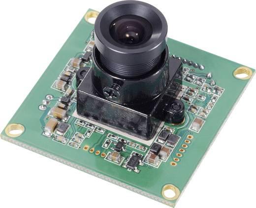 Conrad Panelkamera Színes kamera, 3,6 mm (1/3) Sony CCD Felbontás 568 032 pixel