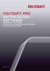Adatgyűjtő szoftver, VoltSoft PRO VOLTCRAFT