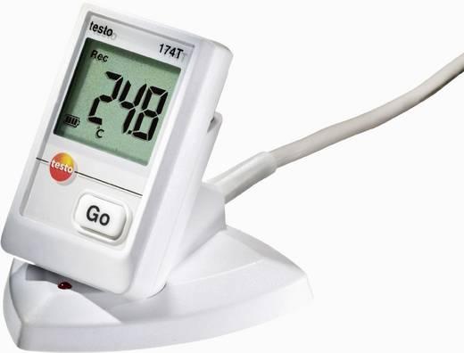Hőmérséklet mérés adatgyűjtő állomás 16000 adat tárolással -30 tól +70 °C, 0.1 °C Testo 174T