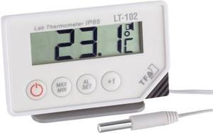 Hőmérsékelt mérő modul, laborhőmérő, HACCP folyadék hőmérő -40 ... +200 °C-ig TFA LT-102 TFA Dostmann
