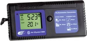 Széndioxid CO2 mérő, levegőminőség mérő, helyiségklíma mérő műszer TFA Air CO2ntrol 3000 5020-0106 TFA Dostmann