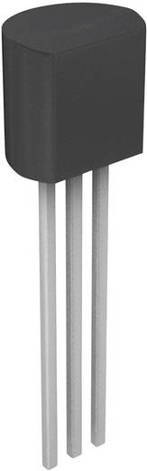 PMIC - felügyelet Maxim Integrated DS1233A-10+T&R Egyszerű visszaállító/bekapcsolás visszaállító TO-92-3