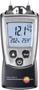 Anyagnedvesség mérő, fanedvesség és épületnedvesség mérő, levegő hőmérséklet és páramérővel TESTO 606-2 testo