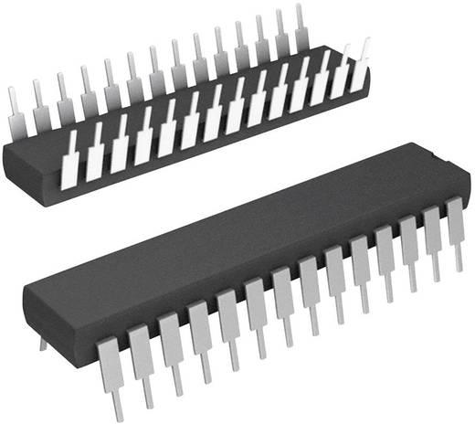 PMIC - kijelző meghajtó Maxim Integrated ICM7218AIPI+ LED 7 szegmens 8 számjegy Seriell 250 µA PDIP-28