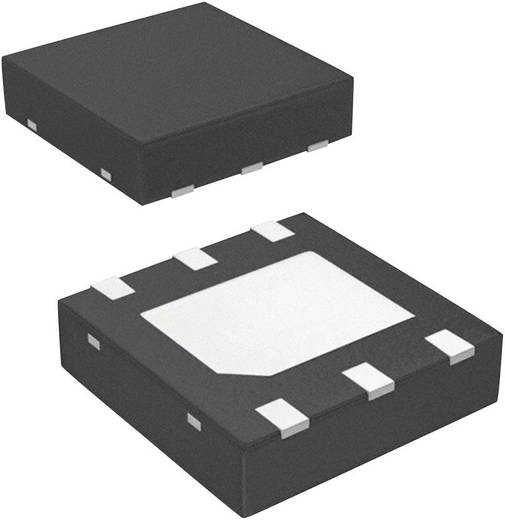 PMIC - feszültségszabályozó, lineáris (LDO) Texas Instruments LP38693SD-5.0/NOPB Pozitív, fix WSON-6 (3x3)