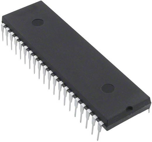 PIC processzor, ház típus: PDIP-40, Microchip Technology PIC16F877A-I/P