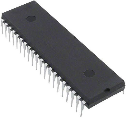 PIC processzor, ház típus: PDIP-40, Microchip Technology PIC16F887-I/P