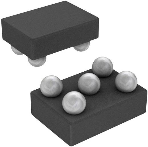 PMIC - feszültségszabályozó, lineáris (LDO) Texas Instruments TPS79933YZUT Pozitív, fix DSBGA-5 (1x1.37)