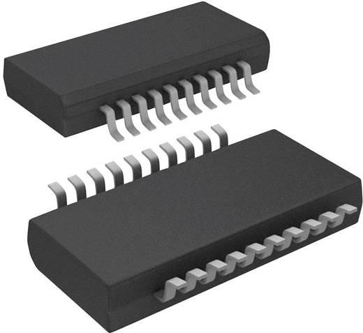 Csatlakozó IC - jel puffer, ismétlő Texas Instruments 3 Mbit/s SSOP-20 SN75LVCP422DB