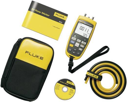 Levegő áramlás mérő, anemométer 1-80 m/s Fluke 922