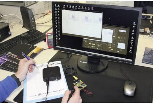 Velleman PCSU 200 2 csatornás USB-s Oszcilloszkóp előtét 12MHz-ig