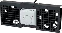 "19 "" 1 x Hálózati szekrény ventilátor LogiLink FAW101B Fekete (FAW101B) LogiLink"