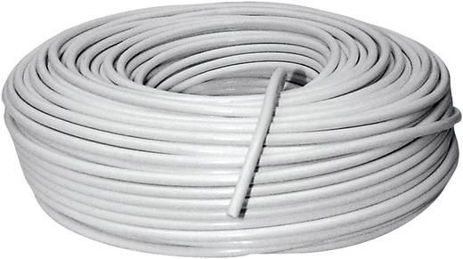 Schwaiger KOX996100 002 SAT koaxiális kábel, High End, 100 m, fehér 90 dB Fehér