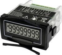 Impulzus számláló saját tápellátással, 45 x 22,5 mm, Truemeter 7111HV Trumeter