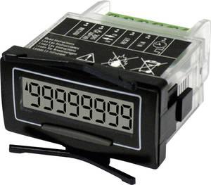 Impulzus számláló saját tápellátással, 45 x 22,5 mm, Truemeter 7111HV (101280) Trumeter