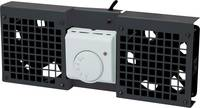 "19 "" 2 x Hálózati szekrény ventilátor LogiLink FAW102B Fekete (FAW102B) LogiLink"