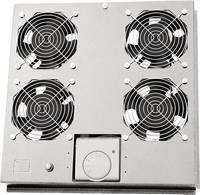"19 "" 4 x Hálózati szekrény ventilátor LogiLink FAS122G Szürke (FAS122G) LogiLink"
