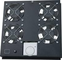 """19 """" 2 x Hálózati szekrény ventilátor LogiLink FAS121B Fekete (FAS121B) LogiLink"""