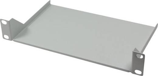 Készüléktartó polc, 10-os rackszekrényhez, szürke LogiLink ACT101
