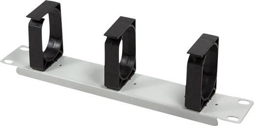 Kábelrendező 10-os rackszekrényhez, szürke LogiLink ACT105
