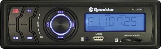 USB-s, SD kártyás autórádió, Roadstar RU-265RC