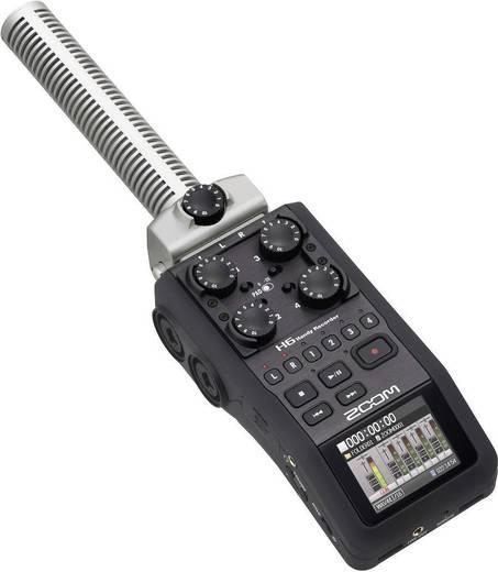 Felerősíthető mikrofon, Zoom SGH-6