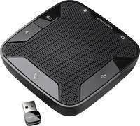 Konferencabeszélgetés kihangosító USB, Bluetooth Plantronics Calisto 620 Fekete Plantronics