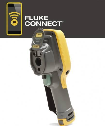 Hőfénykép kamera, 9 Hz, -20 ... +150 °C, 160 x 120 pixel Bolométermátrix Fluke TiR110