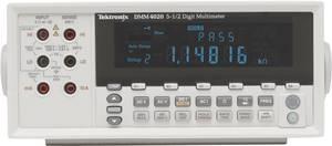 Tektronix DMM4020 Asztali multiméter digitális CAT II 600 V Kijelző (digitek): 20000 Tektronix