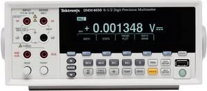 Tektronix DMM4050 Asztali multiméter digitális CAT II 600 V Kijelző (digitek): 200000 Tektronix