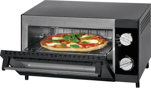 Mini sütő Pizzasütő funkcióval, Időzítő funkció Clatronic MPO 3520 12 l