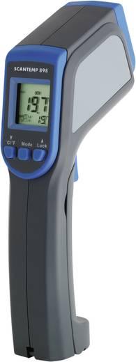 TFA infra hőmérő pisztoly, lézeres célzóval, beépített páramérővel 12:1 optikával -60-tól +500 °C-ig TFA ScanTemp 898