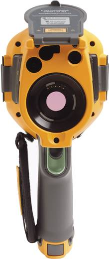 Fluke FLK-Ti400 Hőfénykép kamera, 9 Hz, 320 x 240 pixel Bolométermátrix