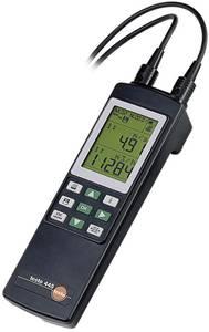 Klíma mérőműszer, levegő hőmérséklet, páratartalom mérő műszer Testo 445 testo