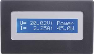 H-Tronic PM 4020 Teljesítménymérő modul 0-40 V/DC H-Tronic