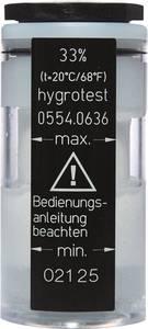 Páratartalom méréshez használható ellenőrző és beálító csomag 33% rF Testo 0554 0636 testo