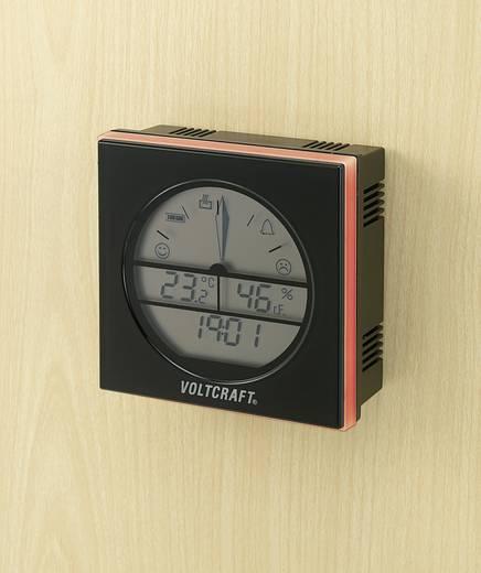 Digitális helyiségklíma mérő, hőmérséklet és páratartalom mérő, penészesedés figyelmeztetéssel Voltcraft HygroCube 55