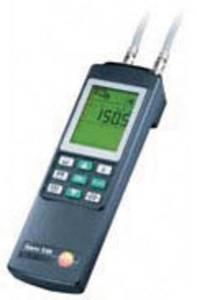 Hőmérséklet, páratartalom és nyomáskülönbség mérő műszer, hygrométer Testo 521-2 testo