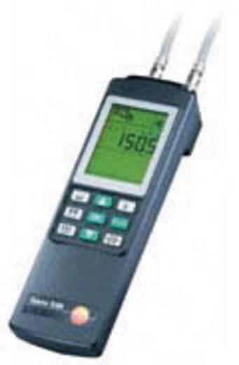 Hőmérséklet, páratartalom és nyomáskülönbség mérő műszer, hygrométer Testo 521-2