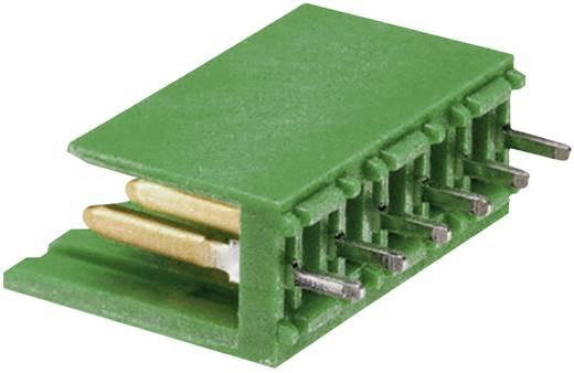 Tűsor (standard) AMPMODU MOD I Pólusok száma 6 TE Connectivity 280611-2 Raszterméret: 3.96 mm 1 db