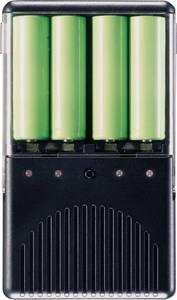 Akkumulátor gyorstöltő 1 től 4db akkuig Testo 0554 0610 testo