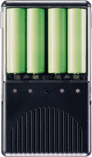 Akkumulátor gyorstöltő 1 től 4db akkuig Testo 0554 0610