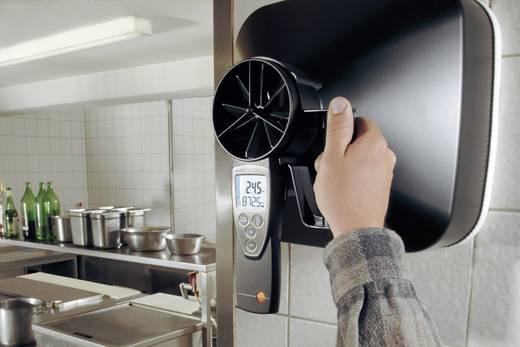 Mérőtölcsér készlet áramló levegő mérésére Testo 417