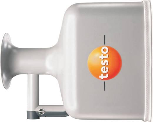 Mérőtölcsér áramló levegő mérésére Testo 410