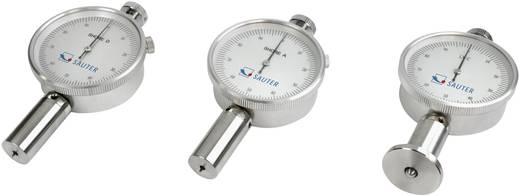 Keménységmérő durométer Shore A méréssel 0 - 100 HA Sauter HBA 100-0.